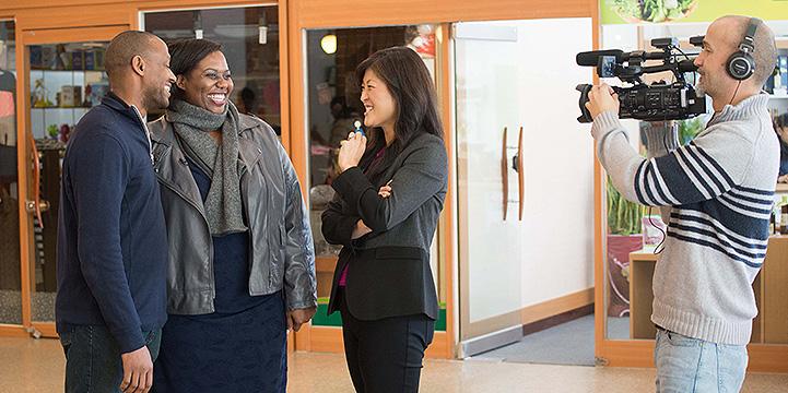 ABC News intervjuer deltakere