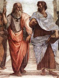 Platon og Aristoteles