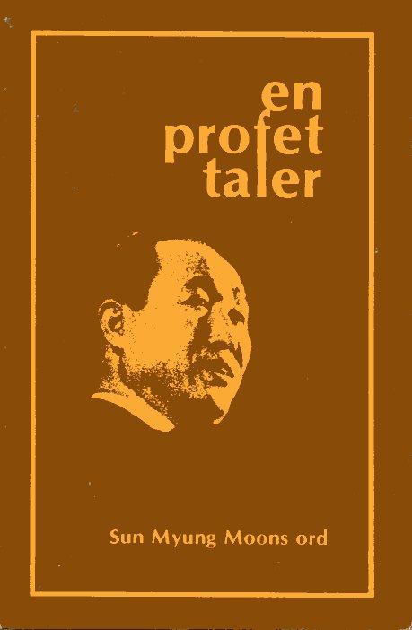 En profet taler