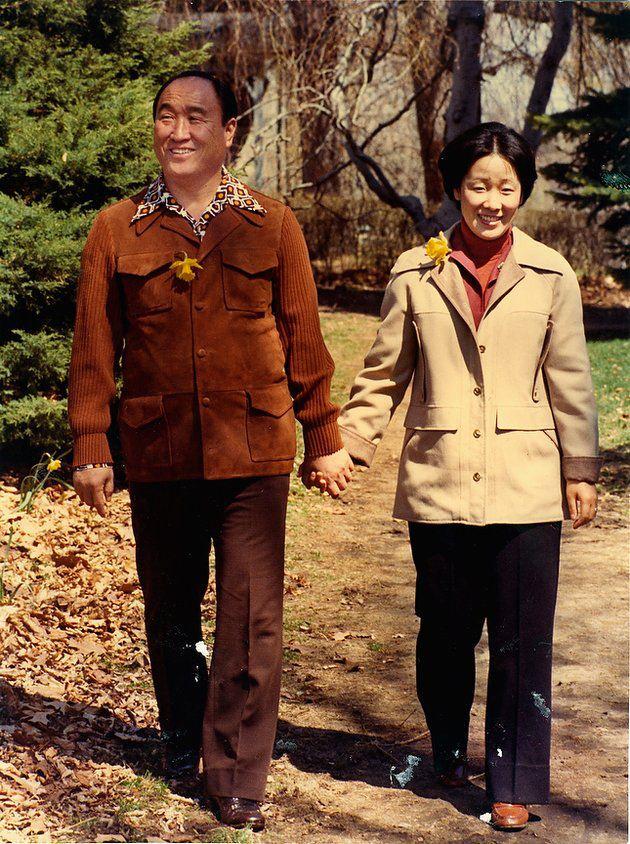 Dr. og fru Moon