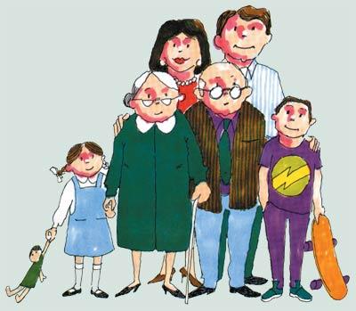 Familie 3 gen2