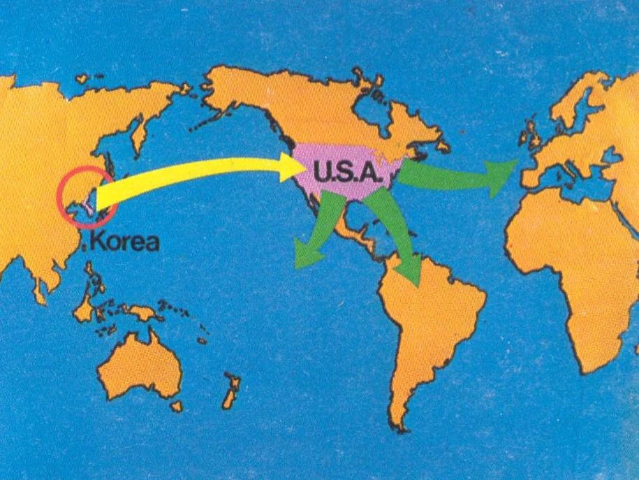 Korea USA