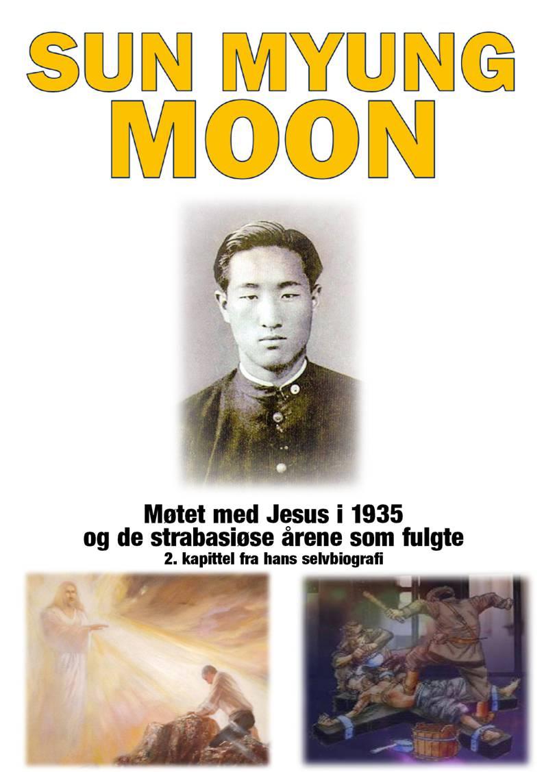 Sun Myung Moon 1935-1950