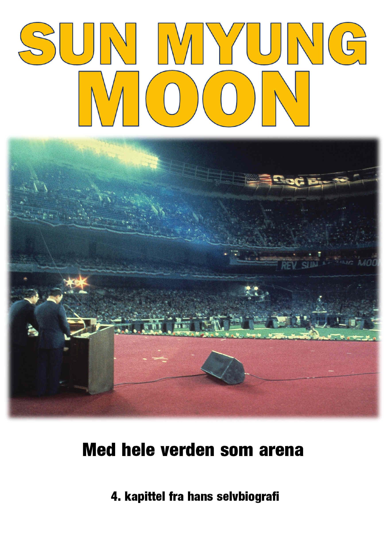 Med hele verden som arena