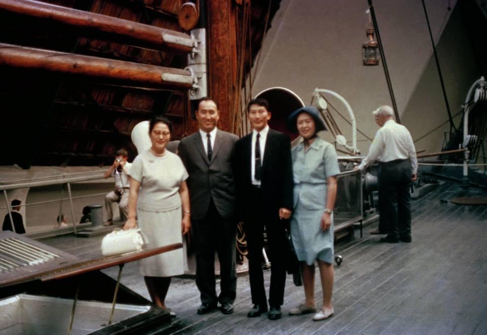Fram-museet 24. juli 1965